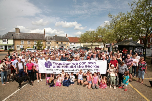 Village event to launch project 2018